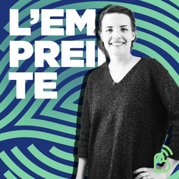 L'Empreinte 🎧 Sophie Vannier, Présidente de «La Ruche »🌍