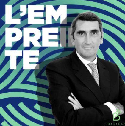 L'Empreinte 🎧 Jean-Marc Gallot, président de la maison Veuve Clicquot♻️