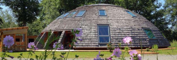 [Tourisme Durable] Des logements insolites en France, pour séjourner éco-friendly ♻️ Le Domaine du Centaure & GaiaLuna
