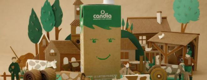 [Packaging] Les grands groupes qui innovent en matière d'éco-emballage ♻️ Burger King, Candia &Vittel