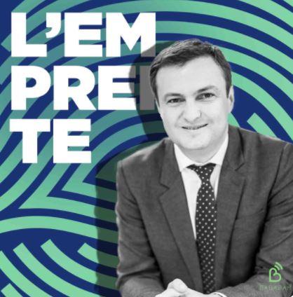 L'Empreinte 🎧 Florent Andrillon de Capgemini : comment sensibiliser les entreprises à la transition énergétique ?♻️