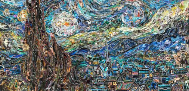 [Recycl'Art] Ces artistes qui subliment les déchets ♻️ Partie1