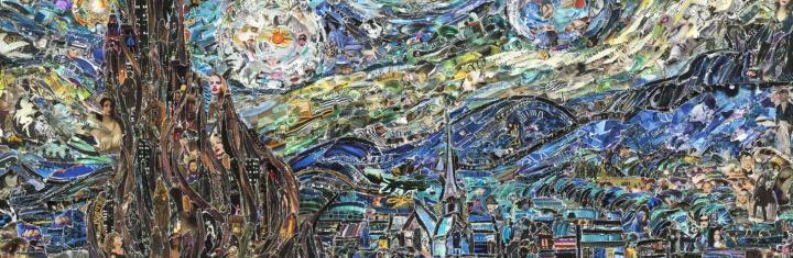 [Recycl'Art] Ces artistes qui subliment les déchets ♻️ Bordalo II, Vik Muniz & ErnestNkwocha