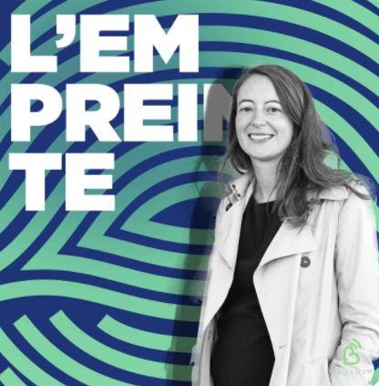 L'Empreinte 🎧 Amélie Lummaux d'ADP : comment les aéroports s'engagent-ils pour réduire les émissions carbone ?♻️