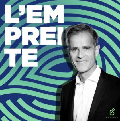 L'Empreinte 🎧 Nicolas Gomart Directeur Général du Groupe Matmut : comment un assureur peut-il accompagner un monde en transformation ?♻️