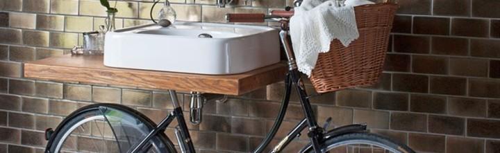 [Récup'] 16 idées de déco insolites avec un vieux vélo ♻️ Partie1
